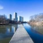 Lincoln Park Winter, Chicago