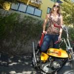 Mini bike Moto Chick
