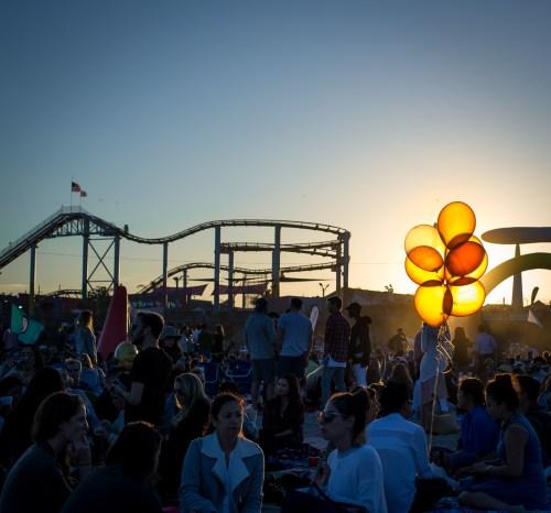 Santa Monica Pier Concert