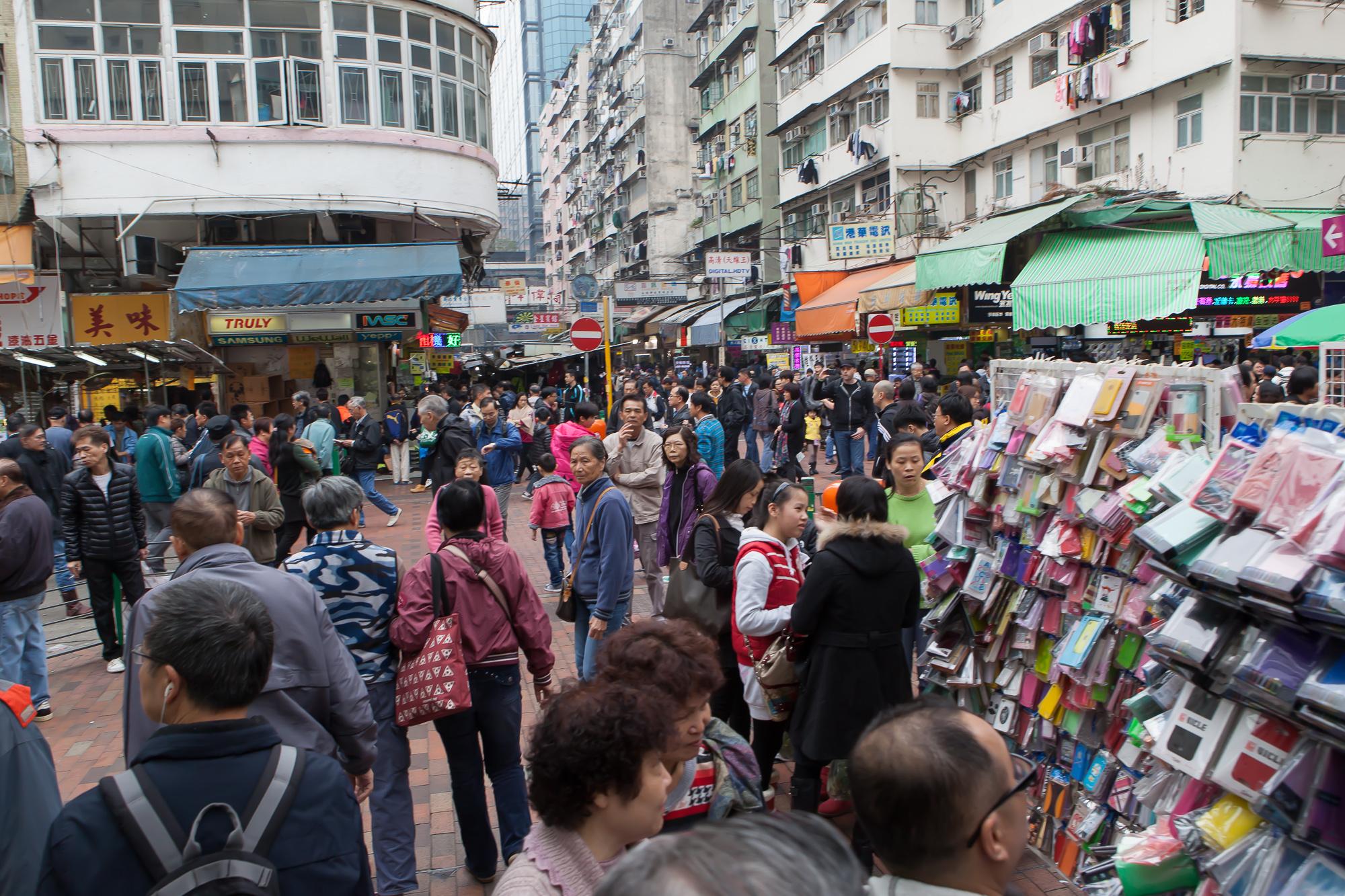 Sham Shui Po – Secret Shopping Tip for Hong Kong