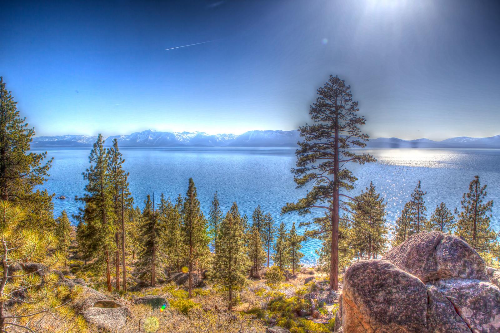 Photo Sphere of Lake Tahoe