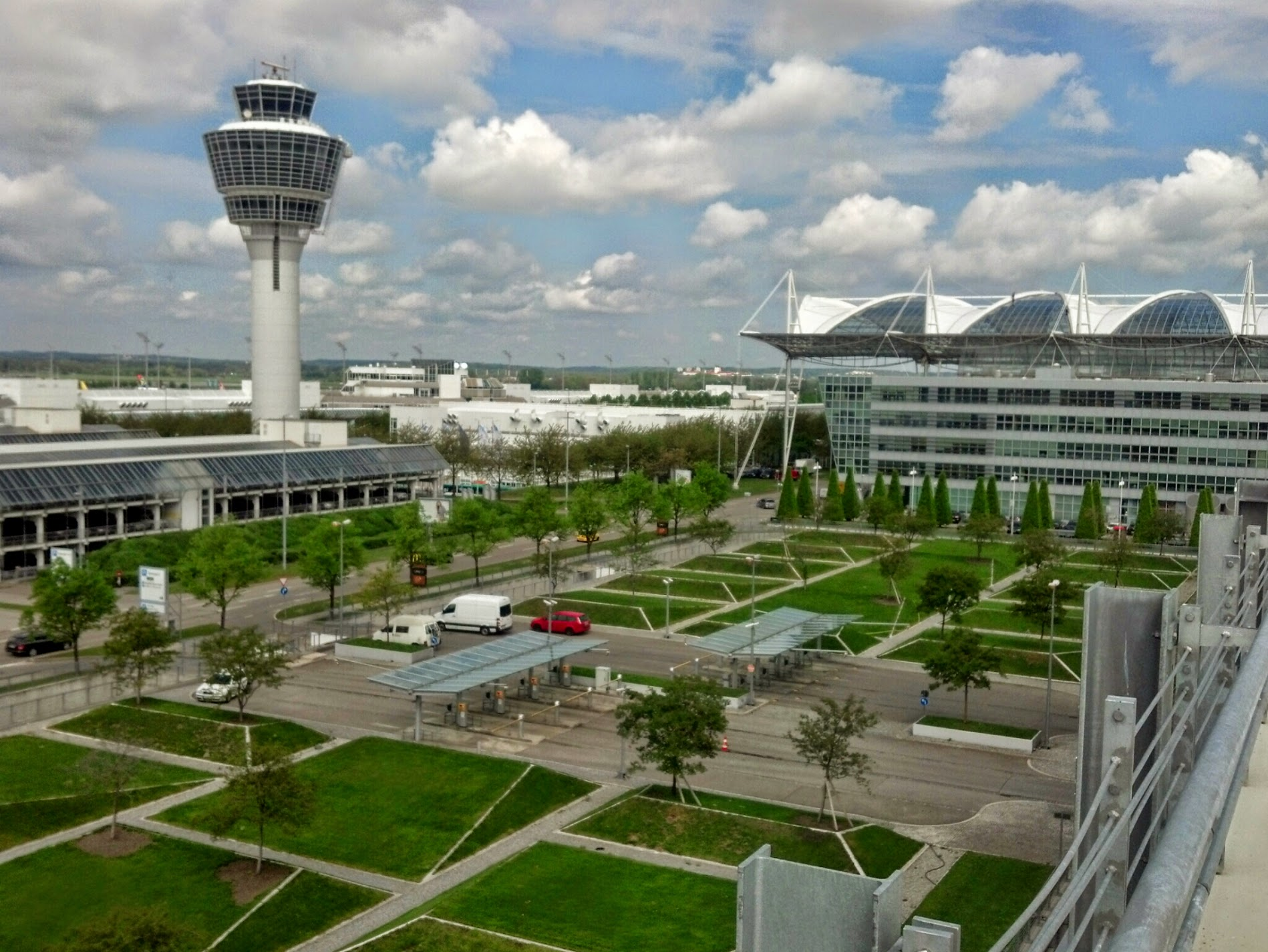 Travel Tip of the Week: (Limited) Free Parking at Munich Airport – MUC