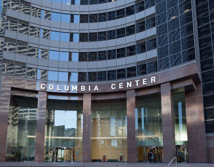 The Columbia Center
