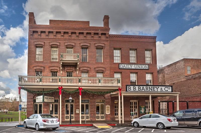 B.B. Barney Building