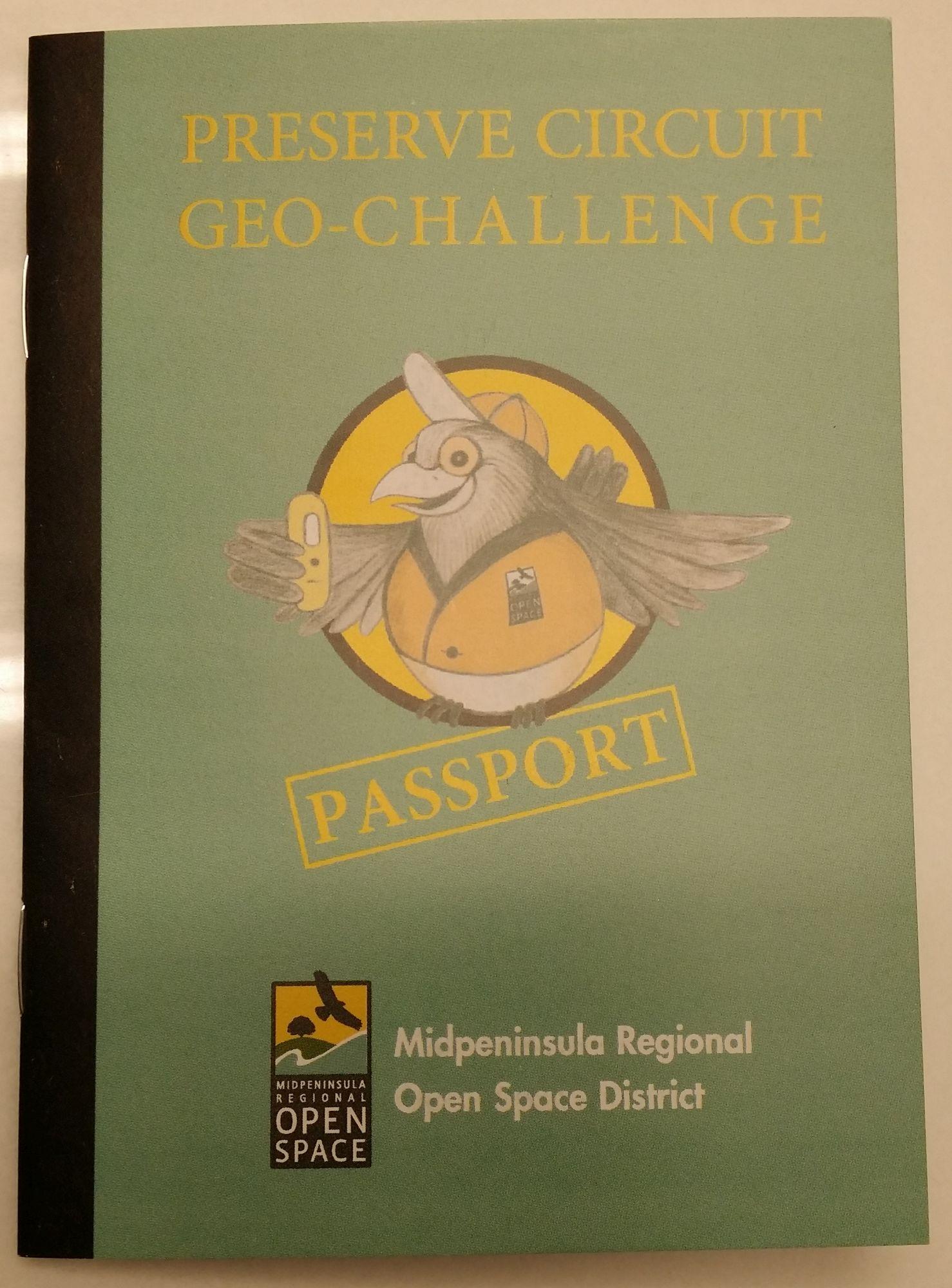 Midpeninsula Regional Open Space Preserve Circuit Geo Challenge