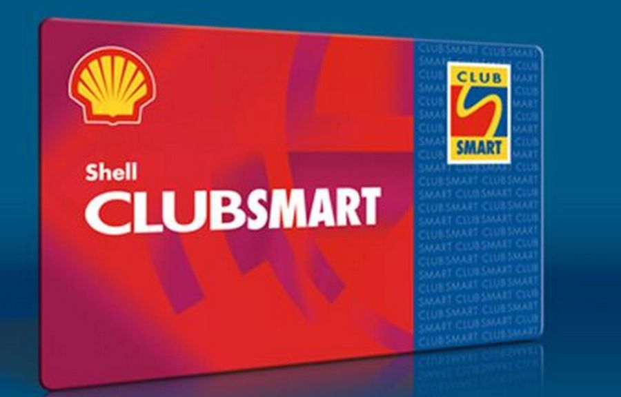 Sign up for Shell ClubSmart and get 50 Bonus Points