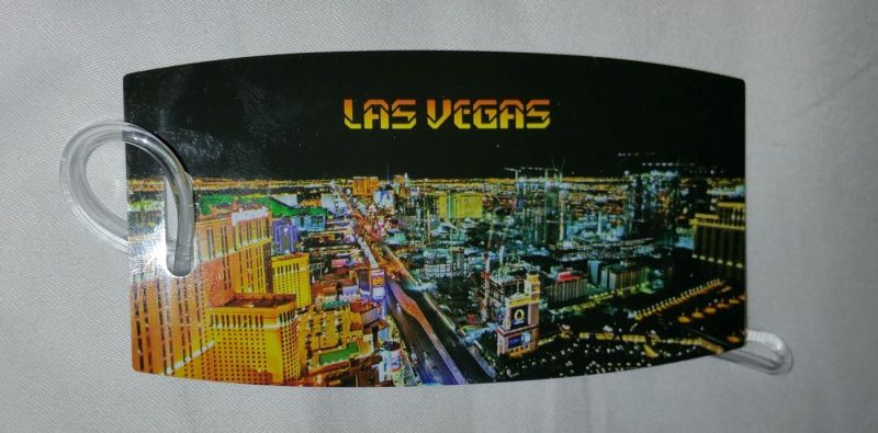 Las Vegas Luggage Tag