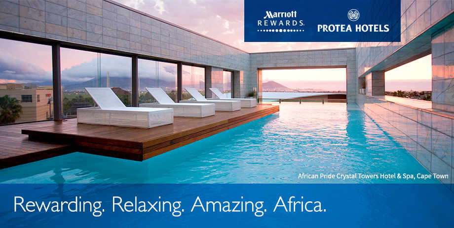 Protea Hotels joins Marriott Rewards