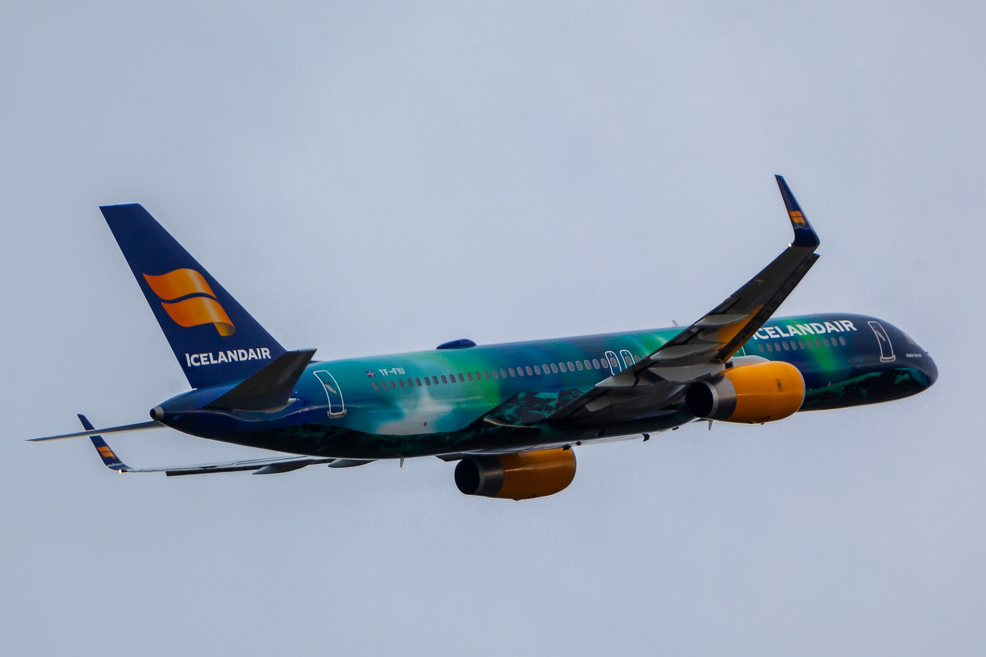 Alaska Airlines adds another Partner to Mileage Plan: Welcome Icelandair