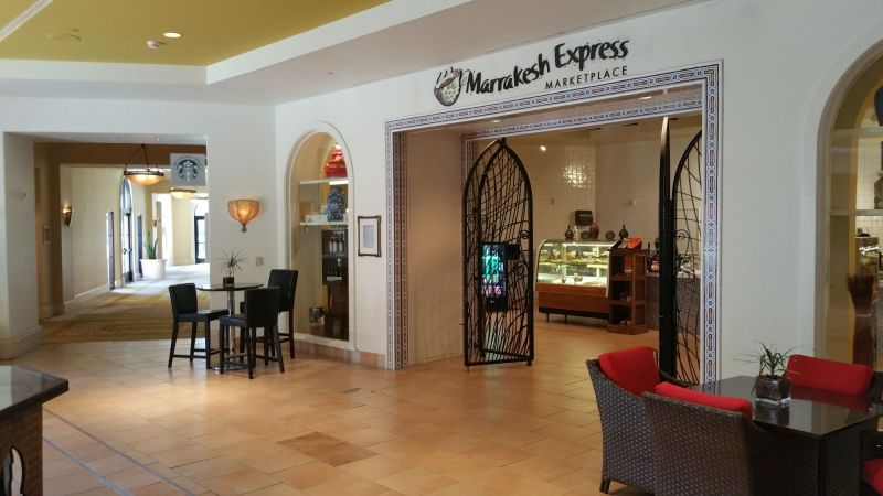 Marrakesh Express