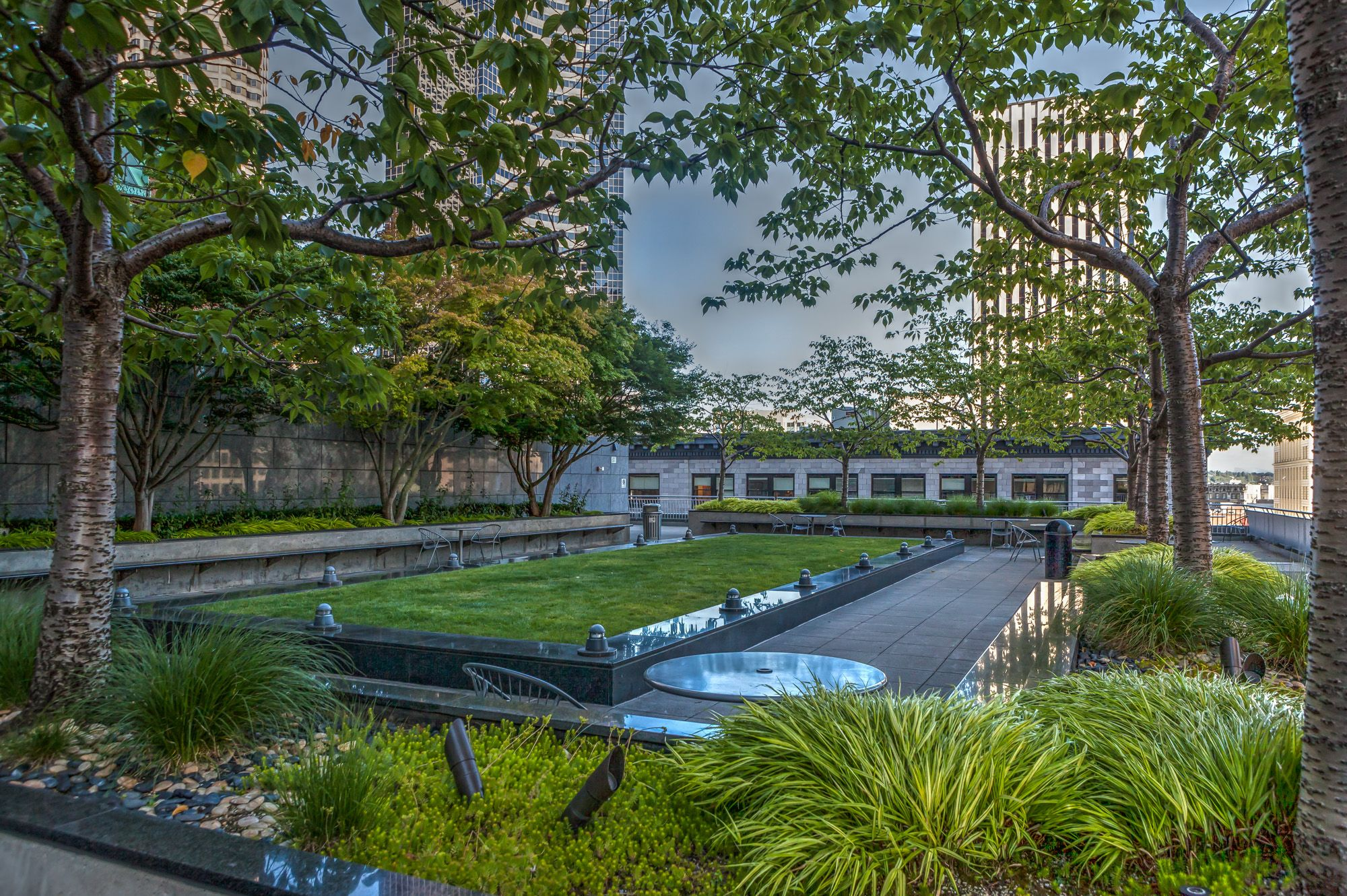 Two Rooftop Gardens in Seattle you didn't know exist