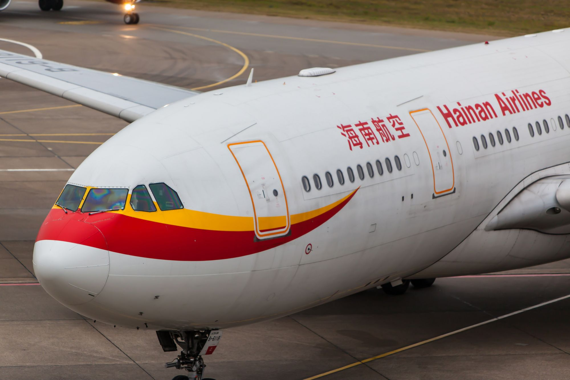 Alaska Airlines newest partner is Hainan Airlines