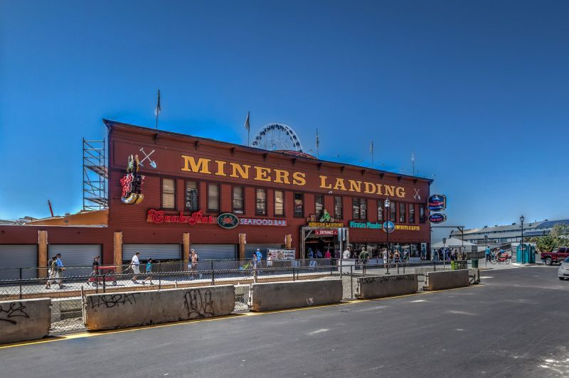 Minders Landing
