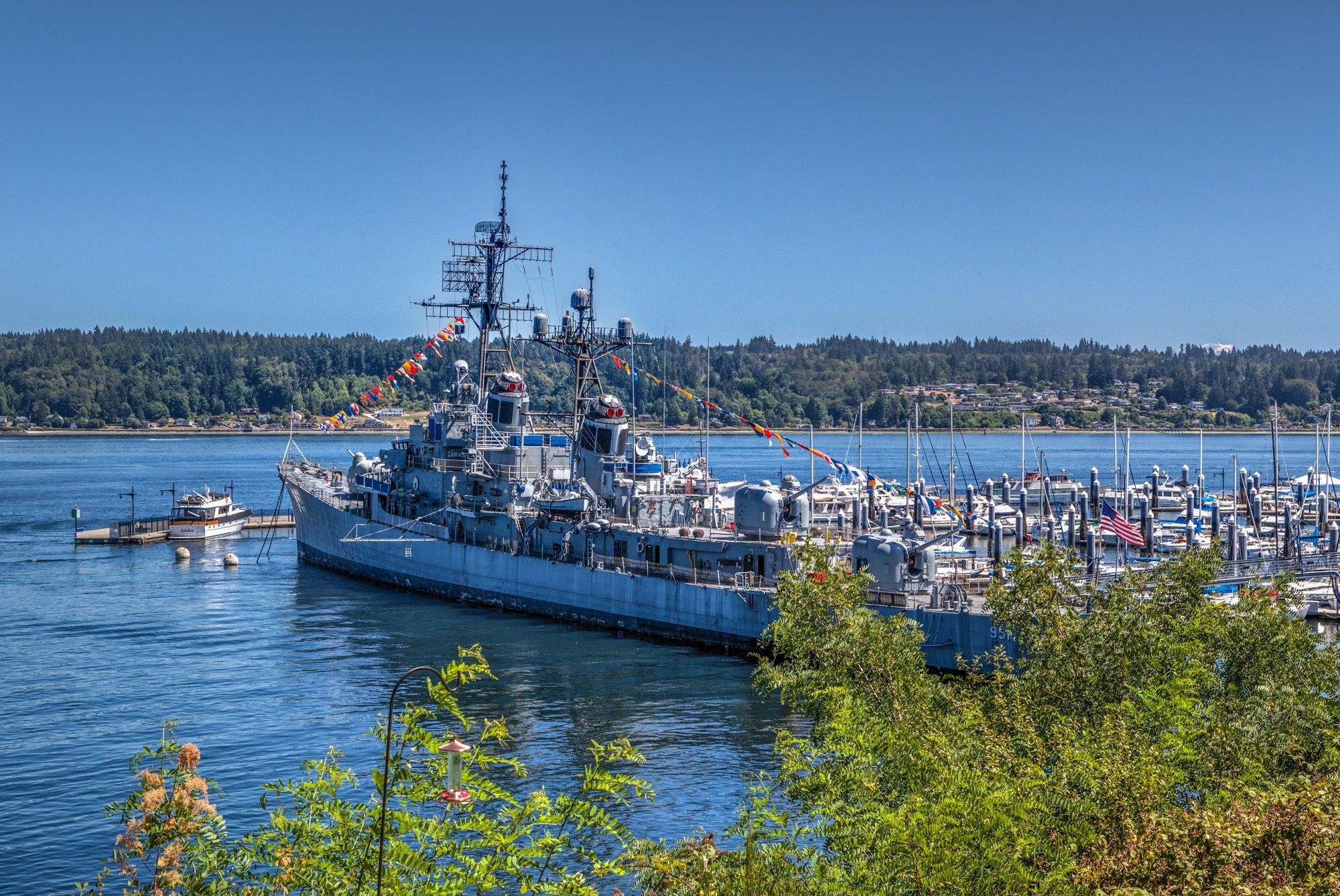 The three best naval museums around Seattle