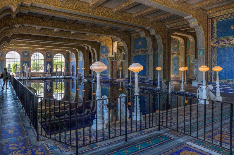 Roman Indoor Pool