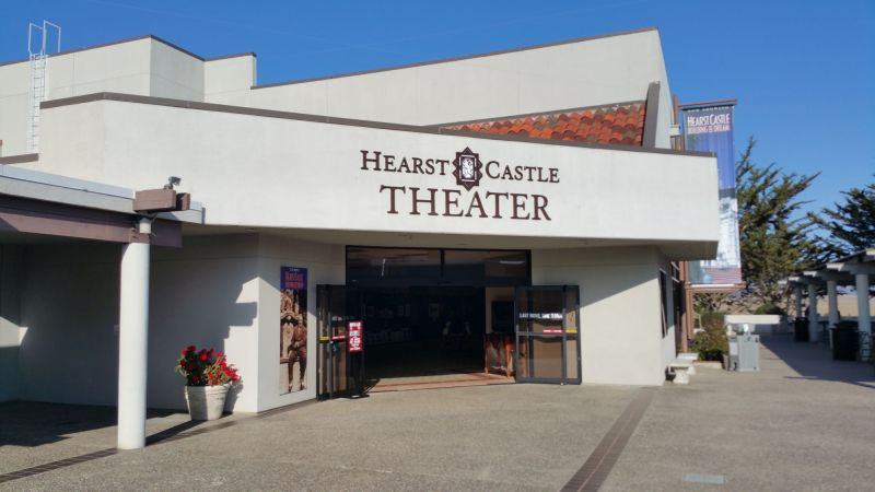 Hearst Castle Theater