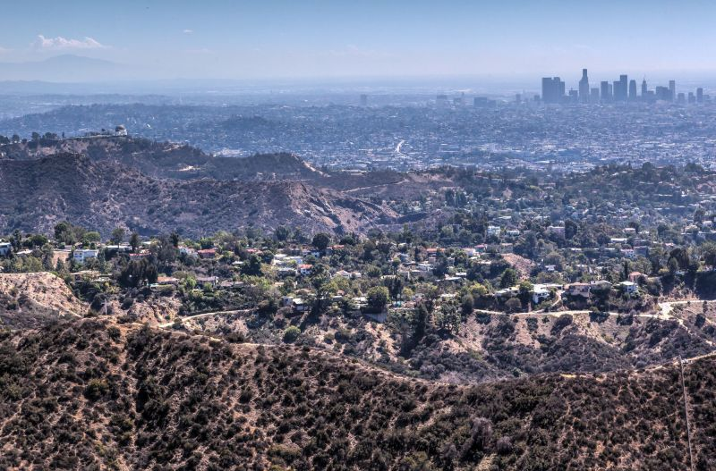 Hollywoodland and Los Angeles