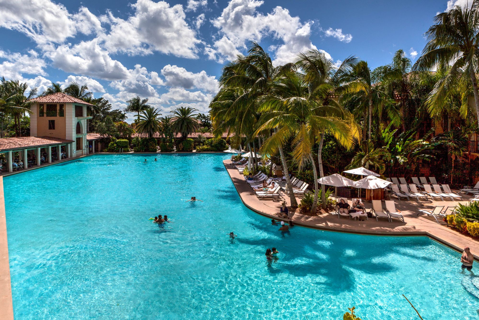 Visit the biltmore hotel in coral gables and take a free for Pool show coral gables