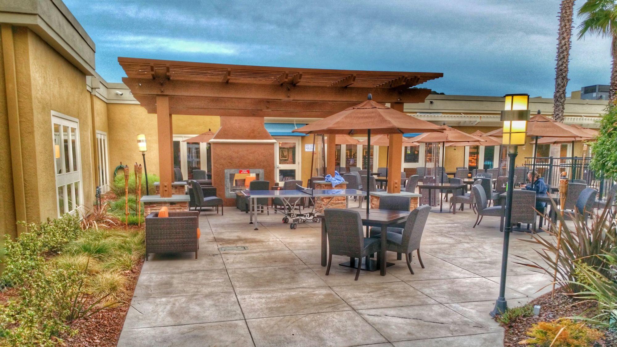 Hotel Review: SPG Four Points by Sheraton San Rafael