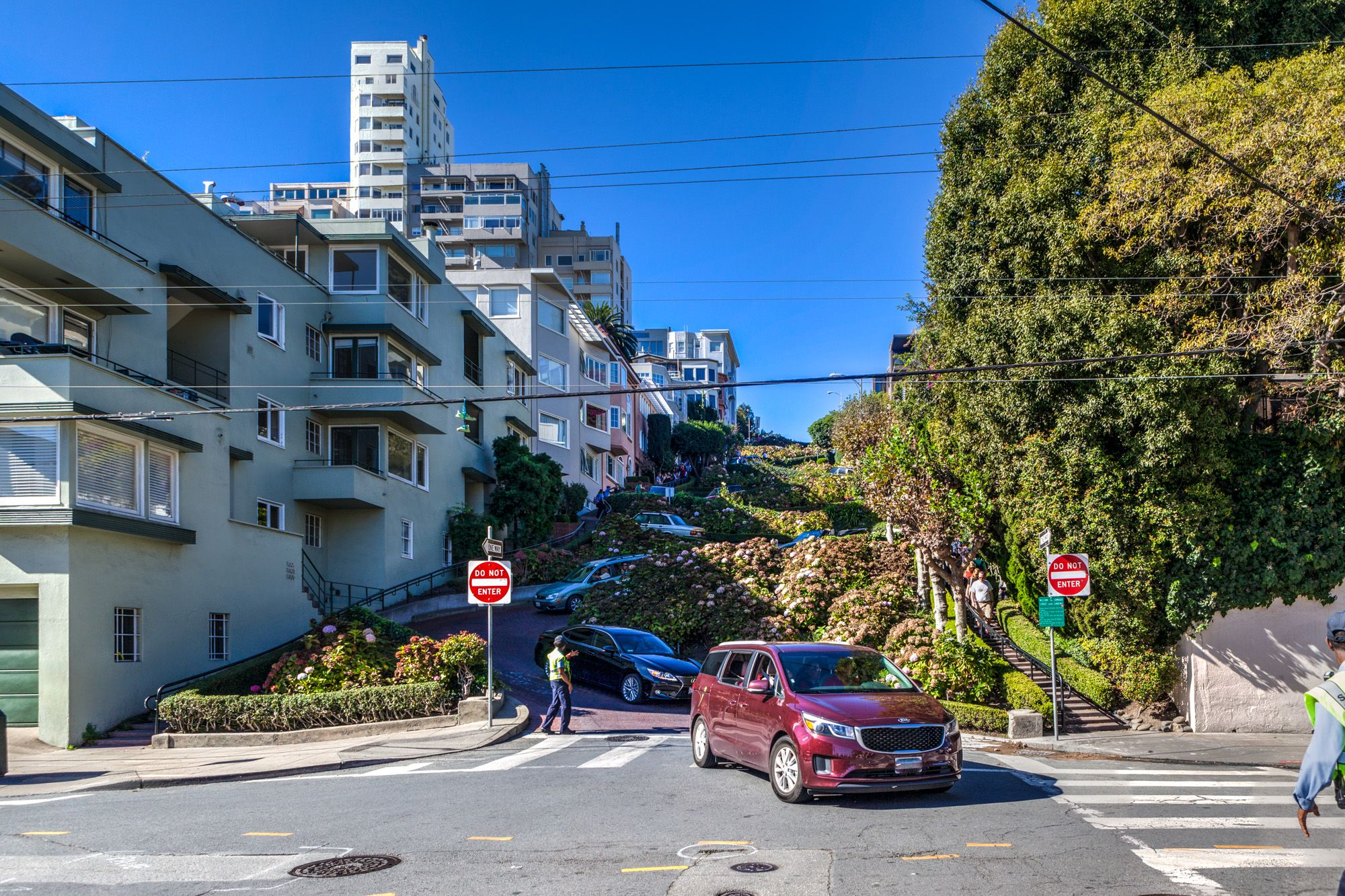 I bet you didn't know that Lombard Street is not the crookedest Street in San Francisco