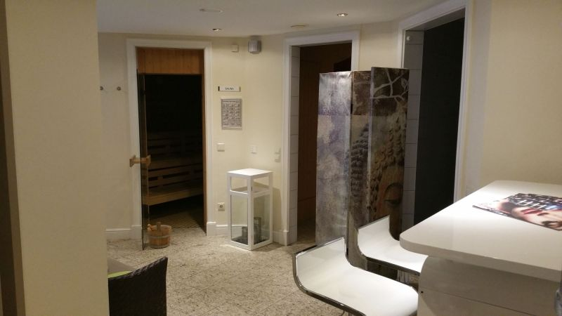 Wellness Area of the Hotel