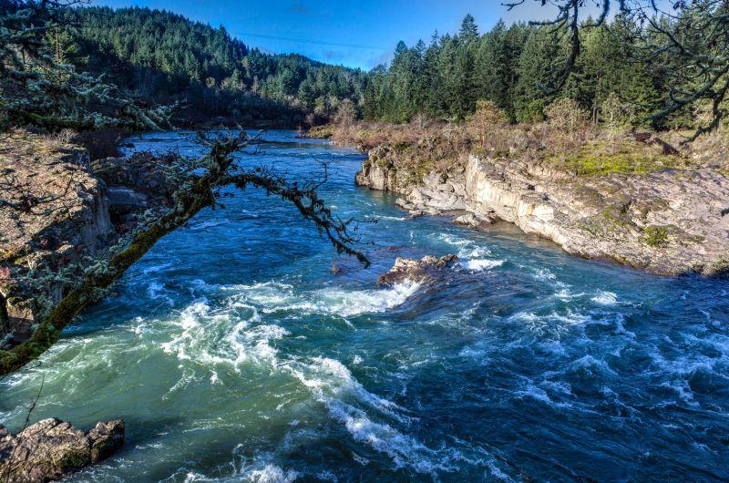 Coliding Rivers Park