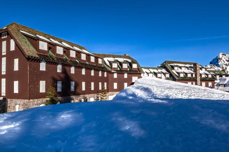 Crater Lake Lodge