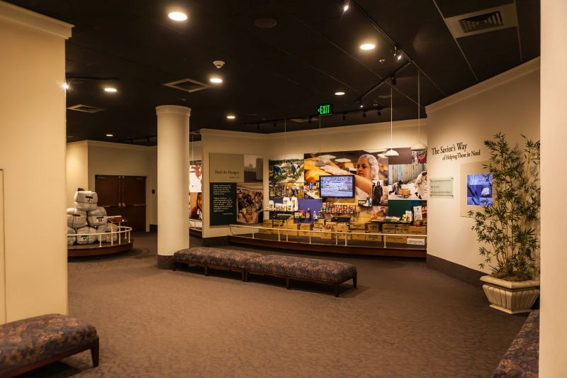 North Visitor Center