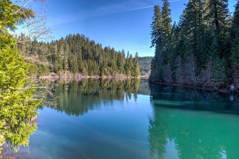 Toketee Lake