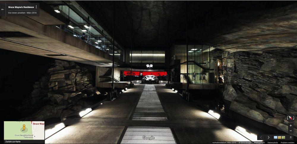 Bruce Wayne Manor Inside 03