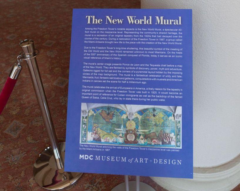 New World Mural