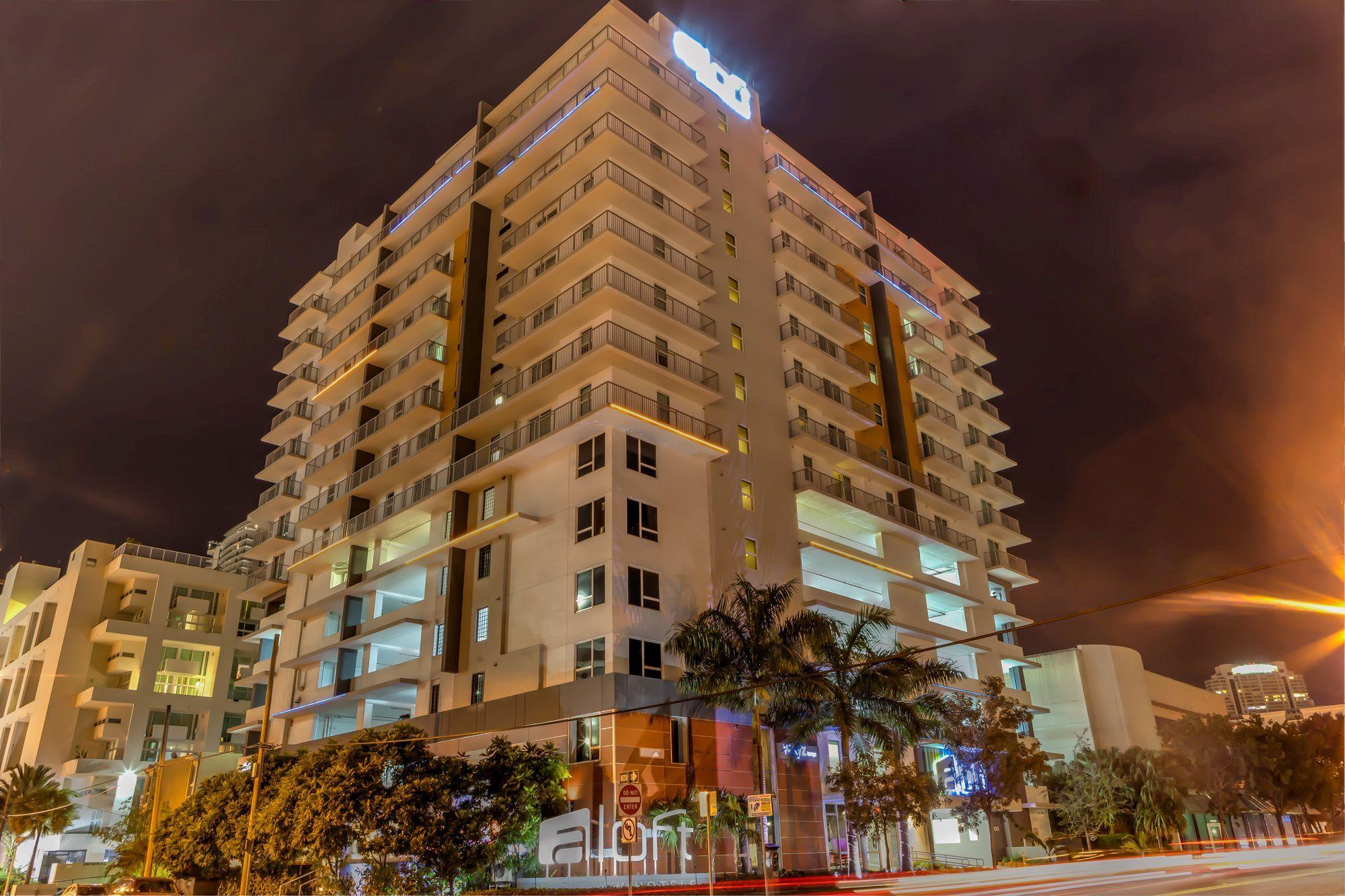 Hotel Review: Aloft Miami – Brickell