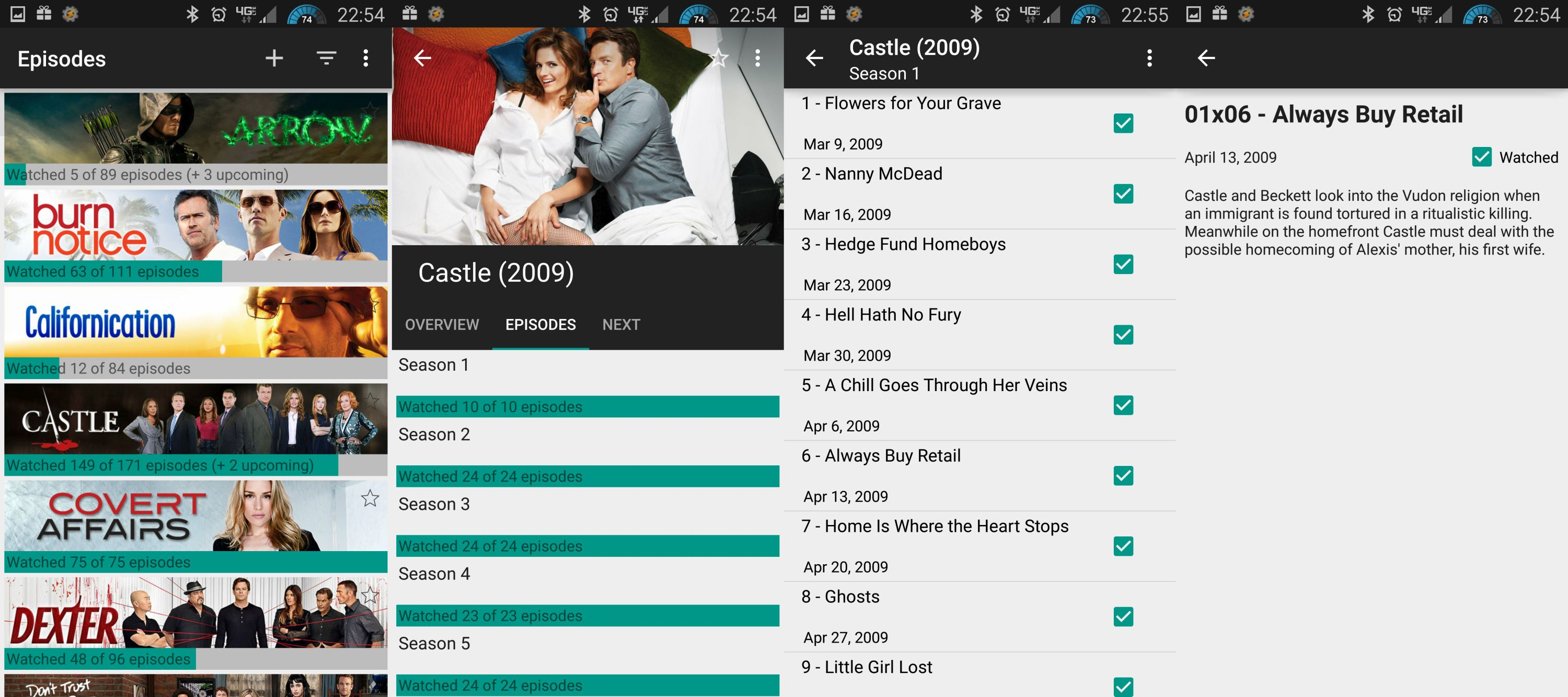 My Favorite Android App to Track TV Shows [UPDATED]