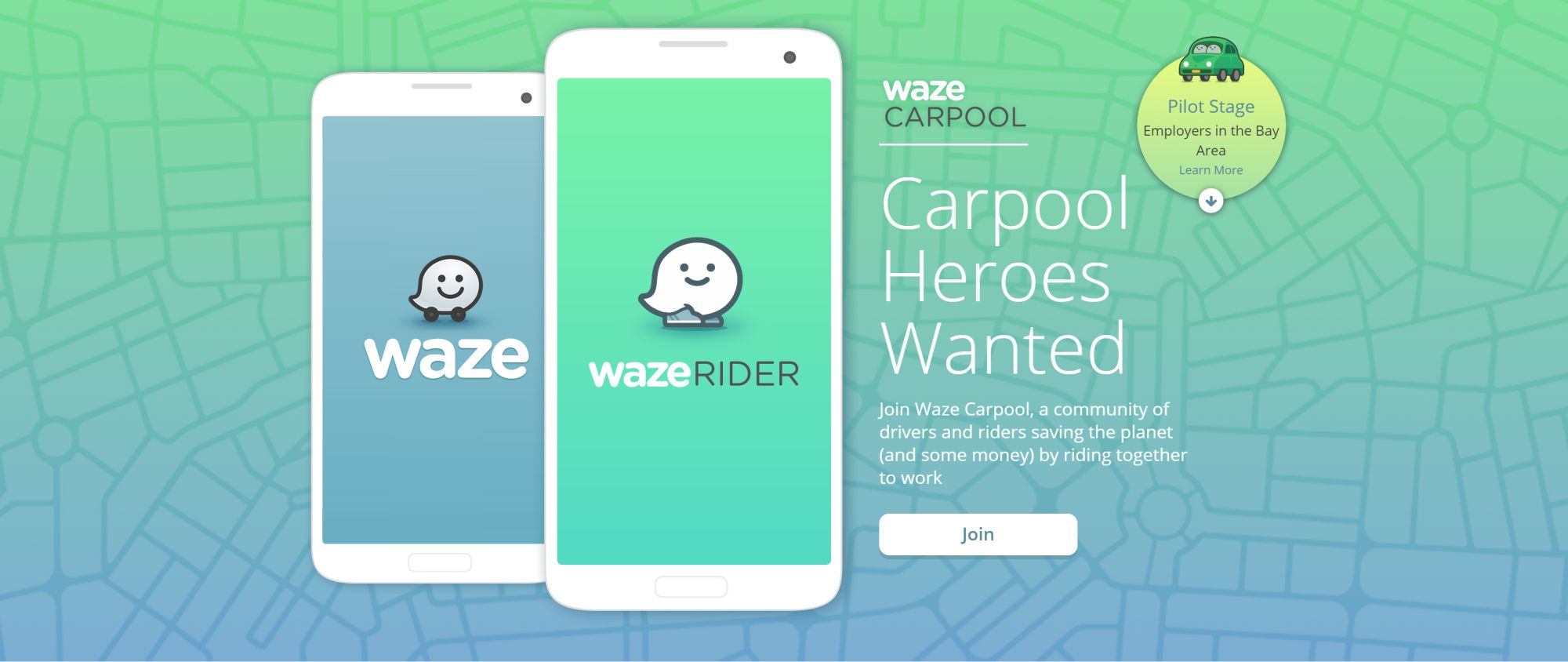 Google Just Launched A Ridesharing Service – Waze Carpool