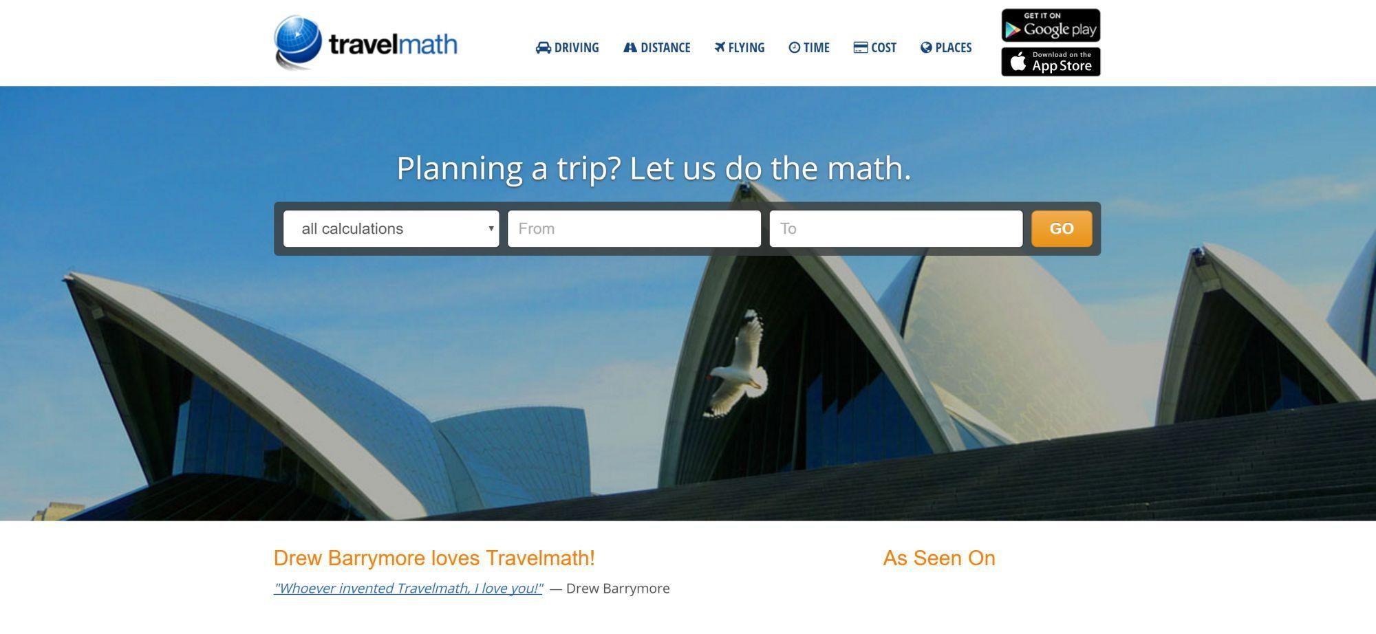 Travel Tip of the Week: travelmath.com