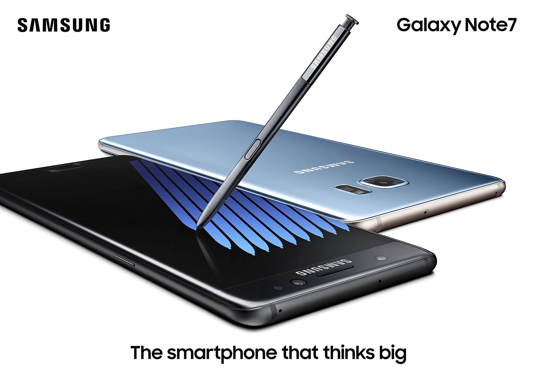 The Samsung Galaxy Note 7 Drama