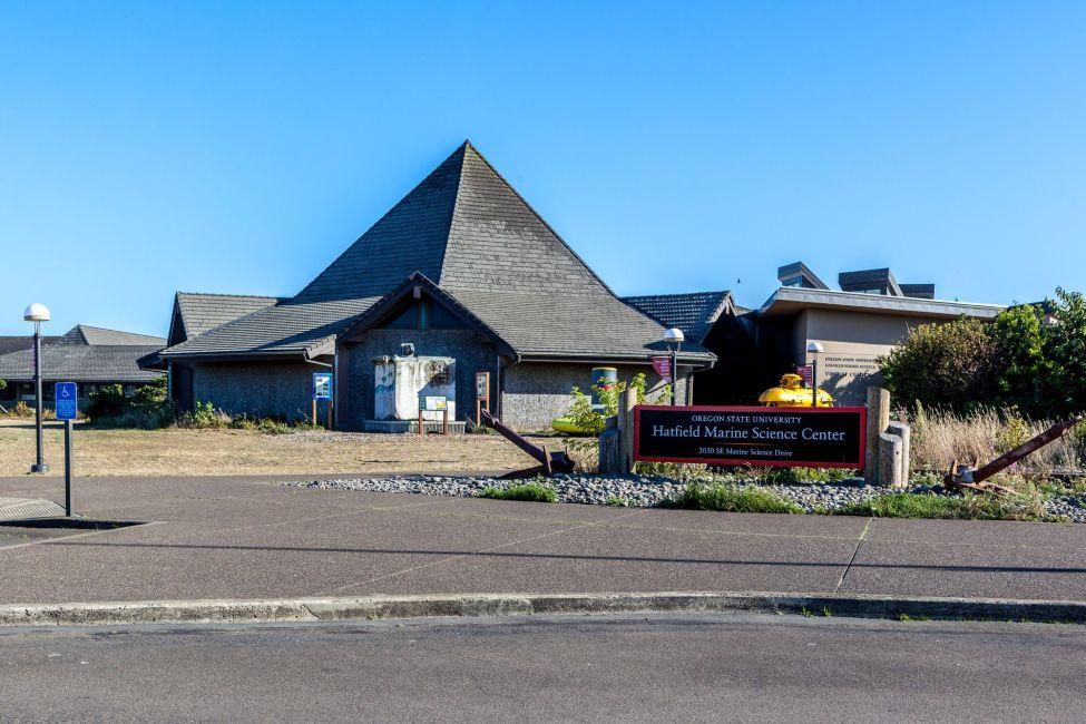 Newport Hatfield Marine Science Center