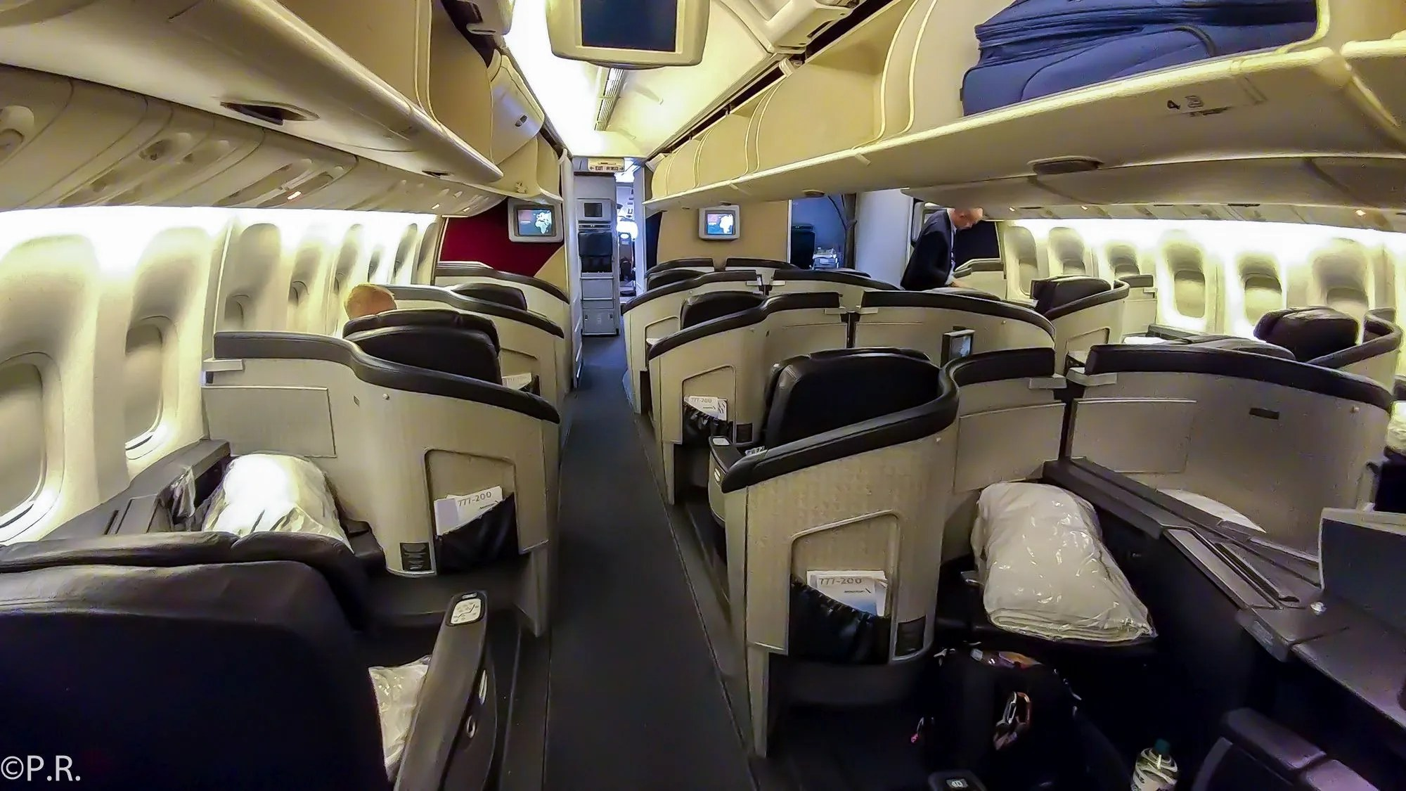 Flight Review: American Airlines First Class – Boeing 777 Dallas/Fort Worth (DFW) to Frankfurt (FRA)