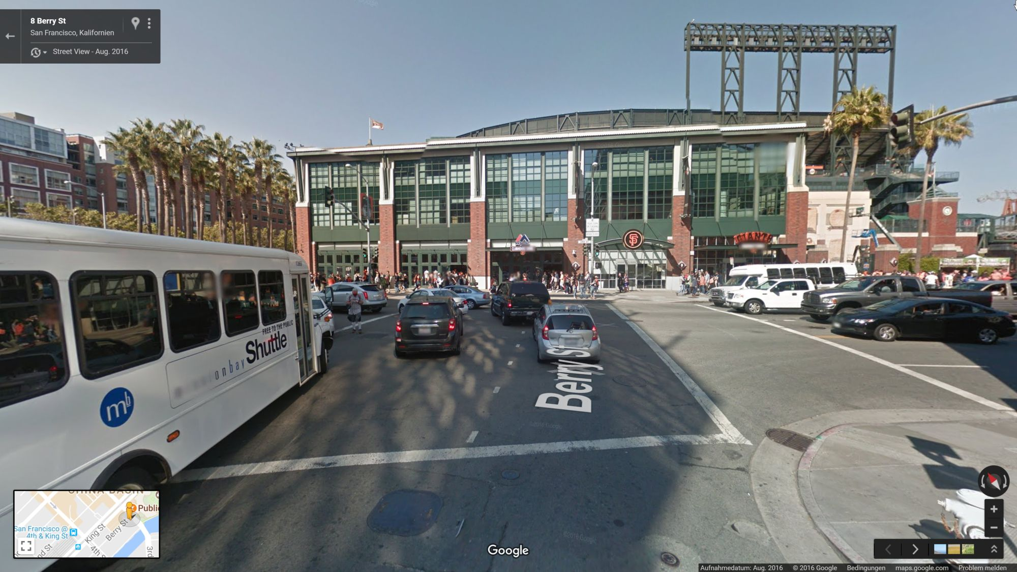 Only in San Francisco: Parking Enforcement Officer Tried to Force Me to Block an Intersection