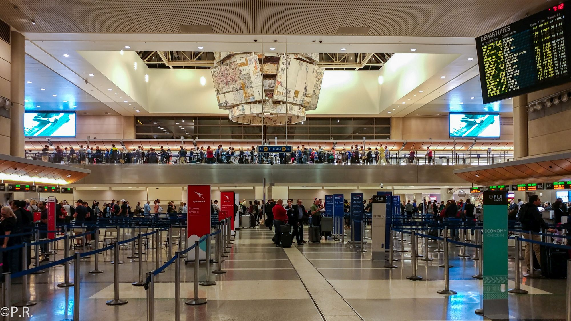 Travel Tip of the Week: How to Avoid Long Security Lines and use your TSA Pre at Tom Bradley International Terminal – LAX