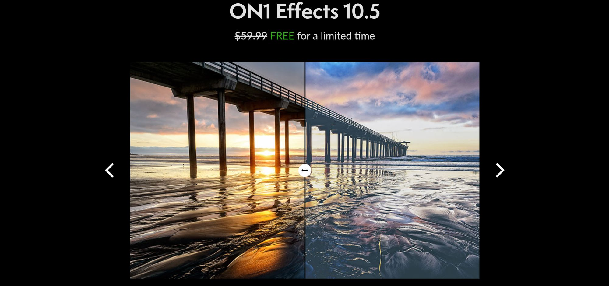 Hot Deal: Get ON1 Effects 10.5 for Free