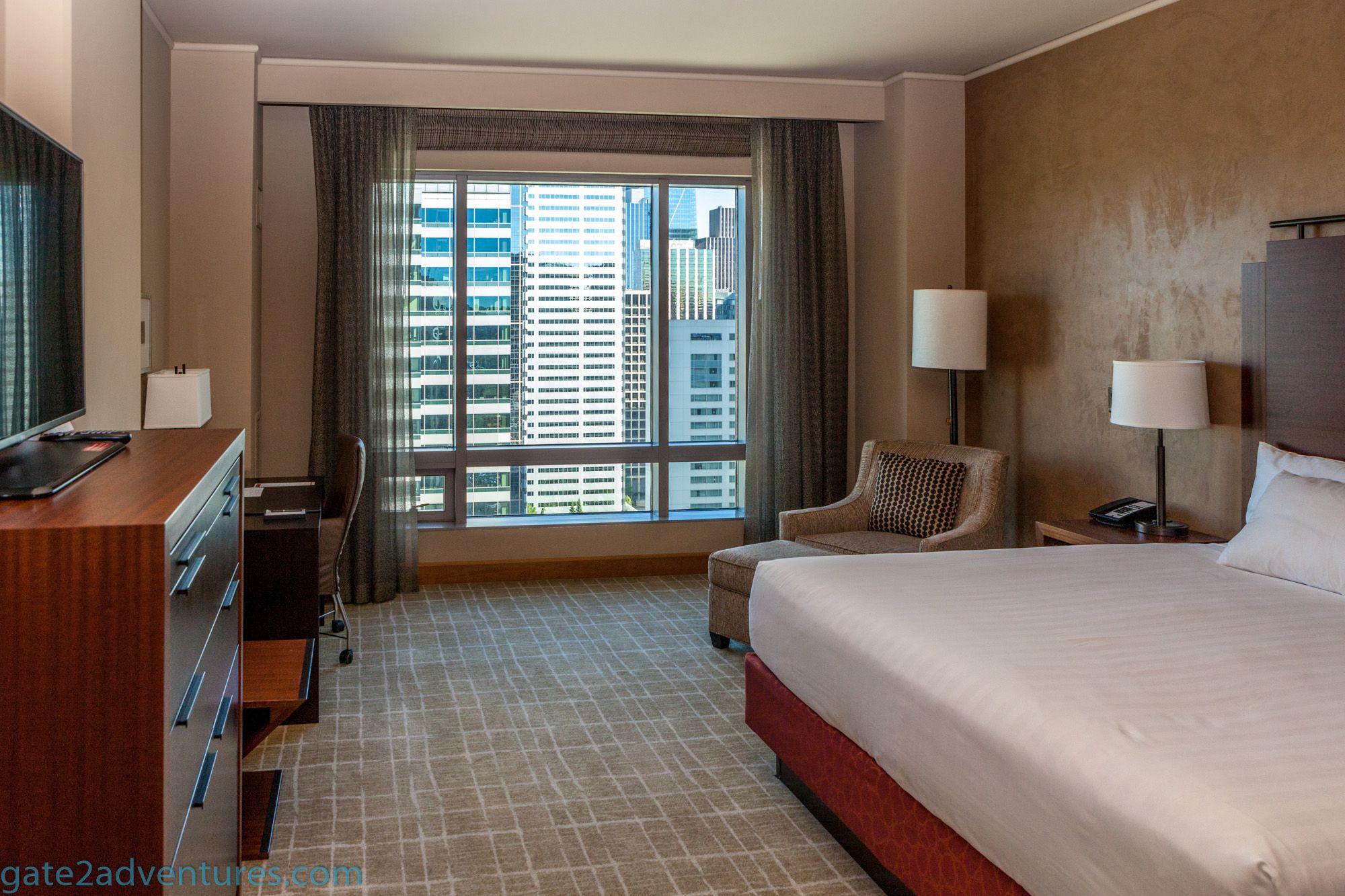 Hotel Review: Grand Hyatt Seattle