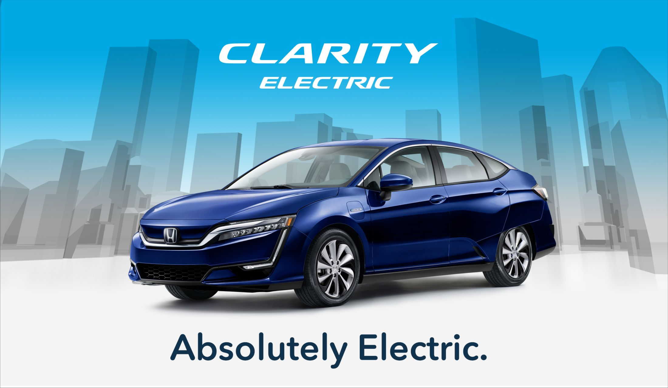 Honda Clarity Electric Driving Event