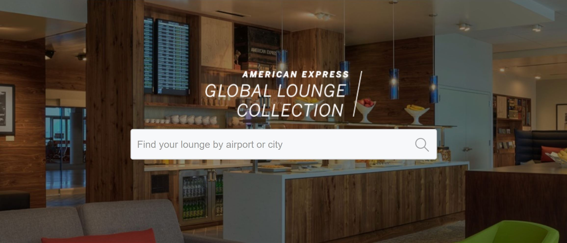 American Express Global Lounge Collection