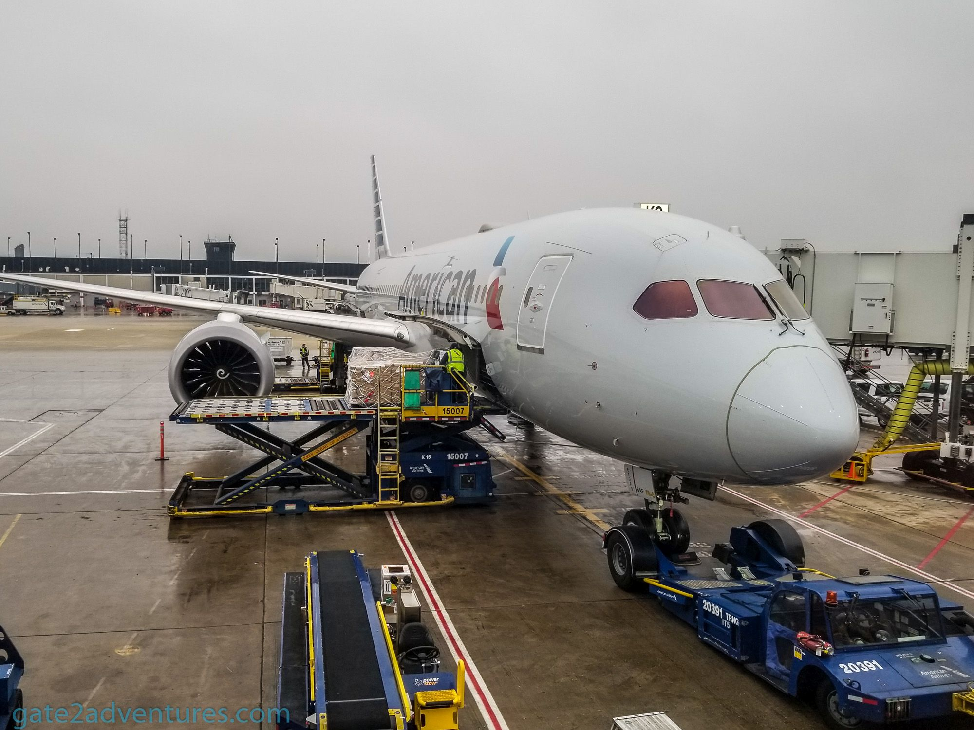 Flight Review: American Airlines Business Class – Boeing 787 Dreamliner Chicago (ORD) to London (LHR)