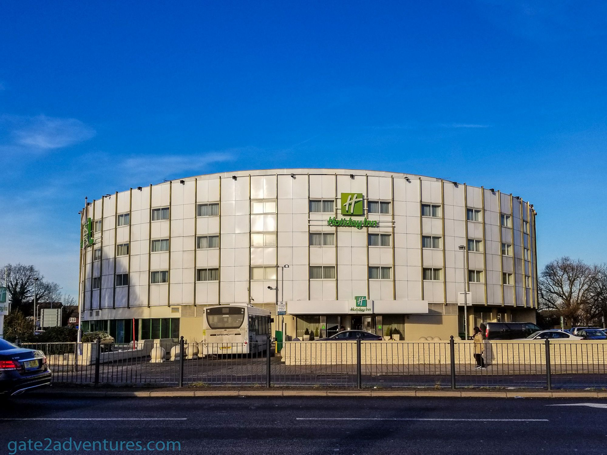 Hotel Review: Holiday Inn London – Heathrow Ariel