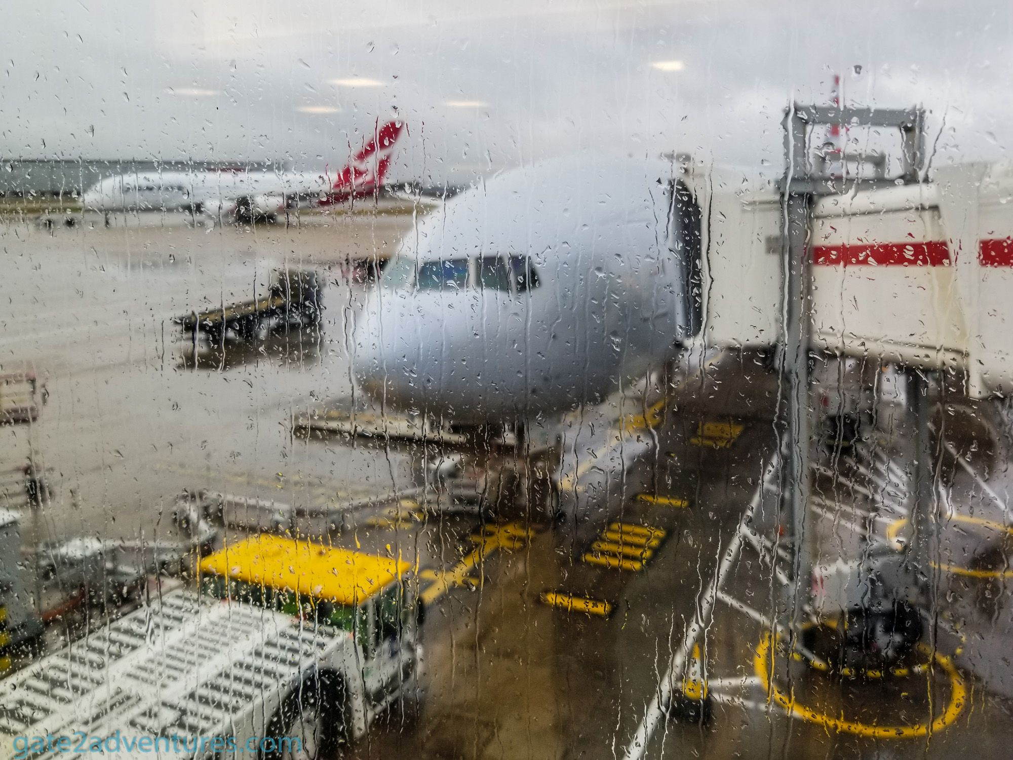 Flight Review: American Airlines Business Class – Boeing 777-300ER London (LHR) to Los Angeles (LAX)