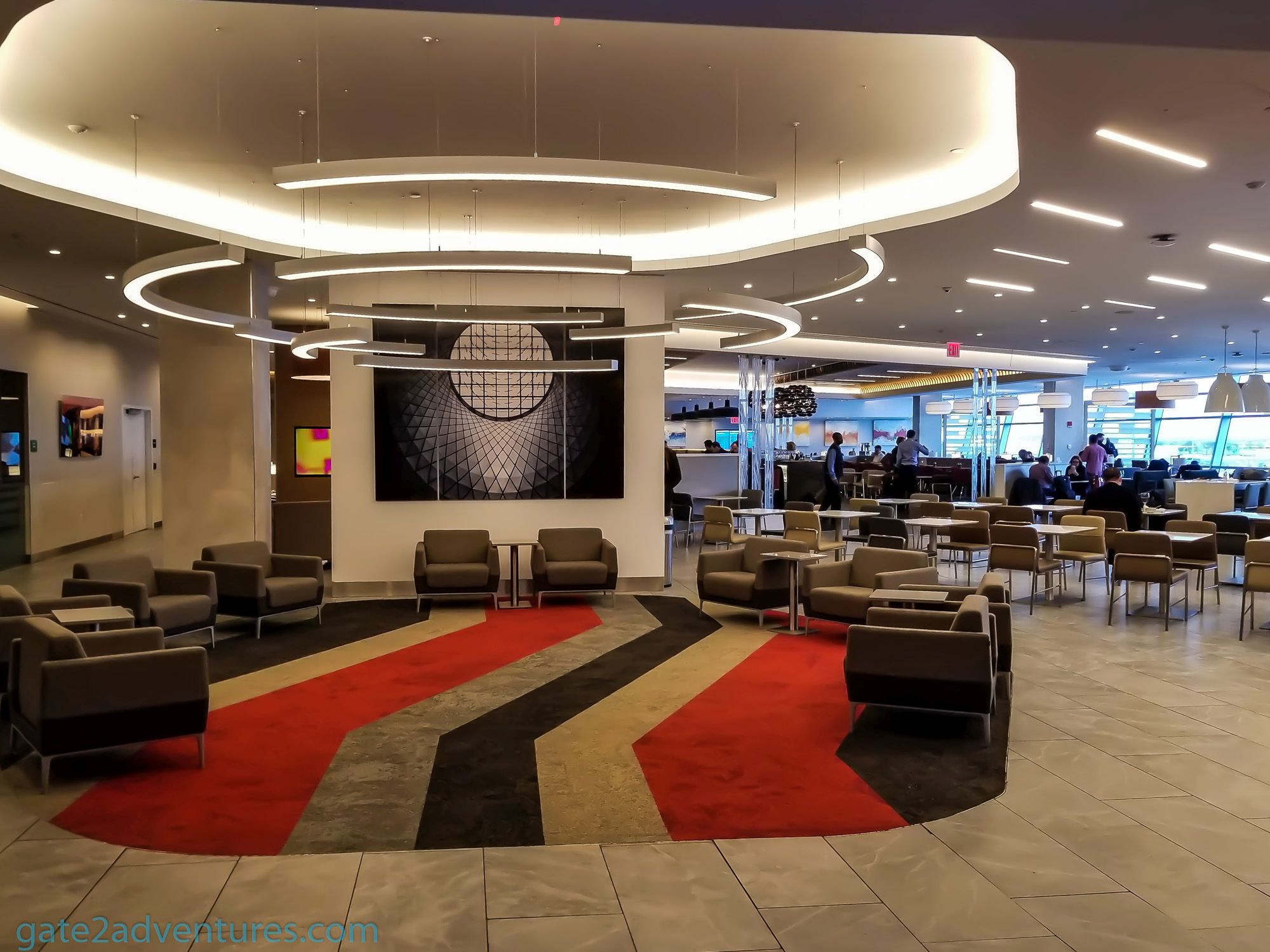 Lounge Review: American Airlines Flagship Lounge New York JFK – Terminal 8