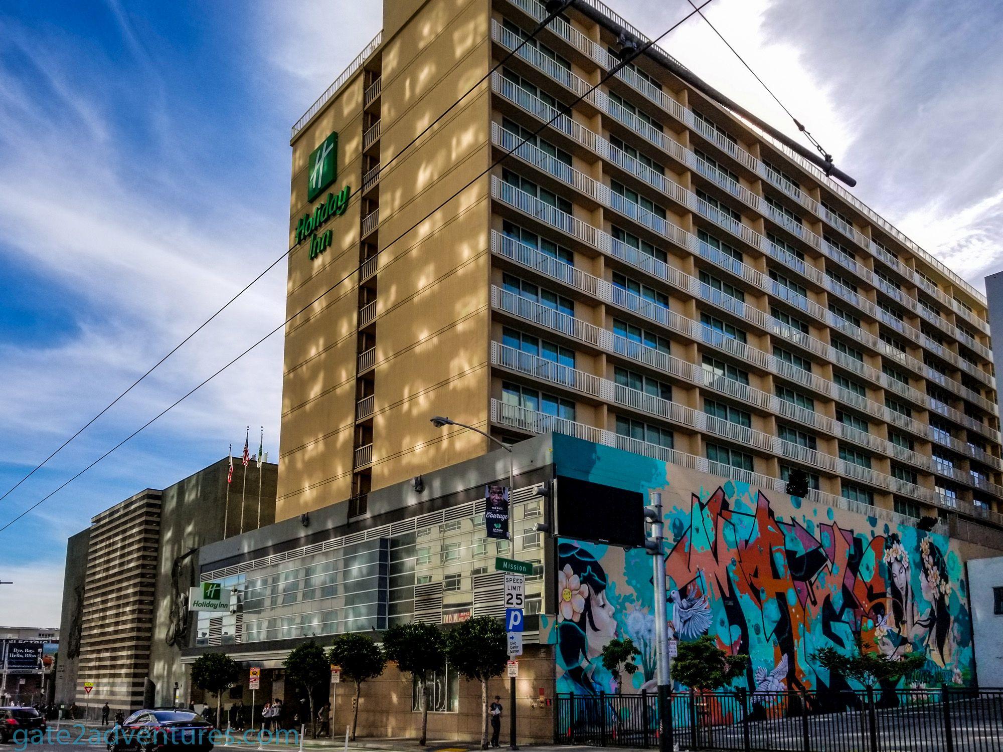Hotel Review: Holiday Inn San Francisco – Civic Center