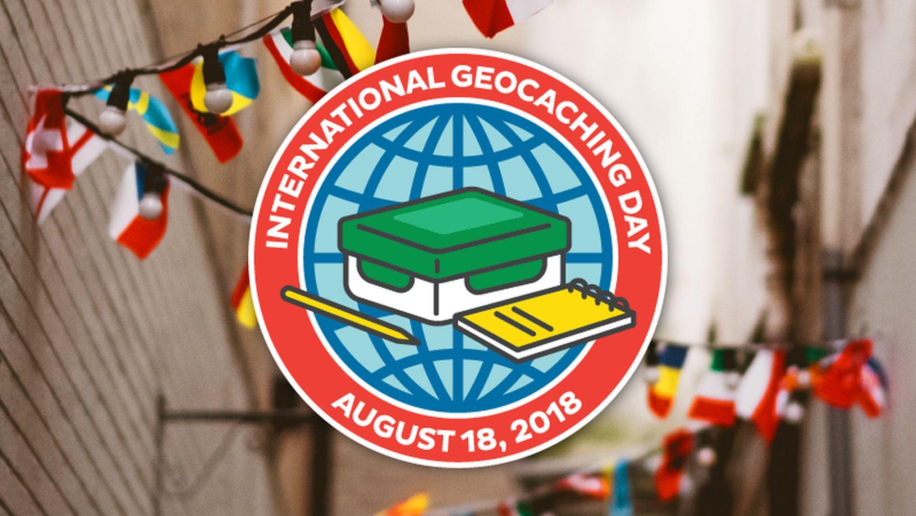 International Geocaching Day 2018